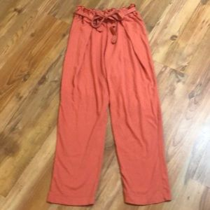 UO Out From Under Paperbag Lounge Pants